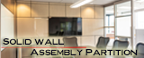 Solid Wall Assembly Partition